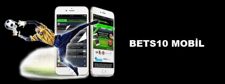 Bets10 Mobil Uygulama İOS